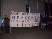 Blockade der Rüstungsfirma Rheinmetall  3